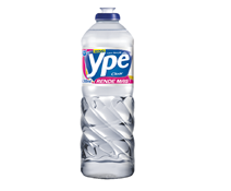 DETERGENTE 500ml YPE CLEAR